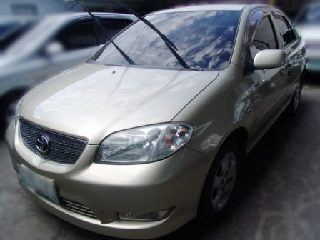 Used Toyota Vios 1.5G in Philippines