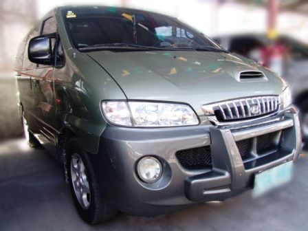 Used Hyundai Starex SVX in Philippines