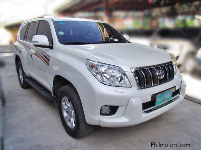 Pre-owned Toyota Prado for sale in Cebu
