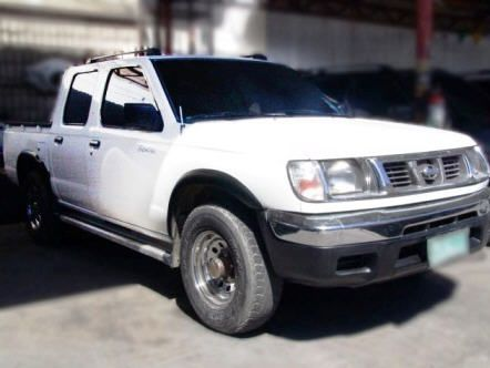 Used Nissan Frontier 4X2 in Philippines