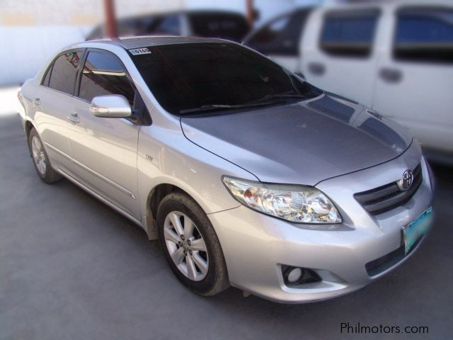 Pre-owned Toyota Altis 1.6 g for sale in Cebu