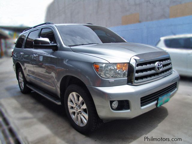 Pre-owned Toyota Sequoia for sale in Cebu
