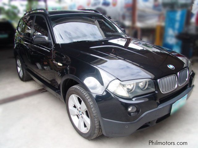 Pre-owned BMW X3 for sale in Cebu