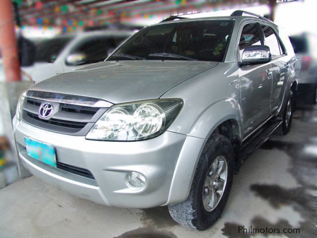 Pre-owned Toyota Fortuner for sale in Cebu
