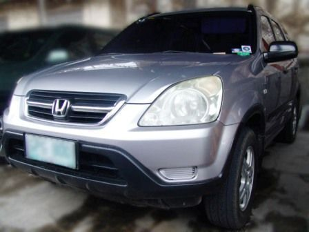 Used Honda CR-V 4X2 in Philippines