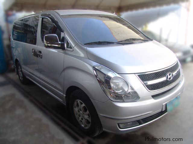 Pre-owned Hyundai Starex VGT CRDi for sale in Cebu