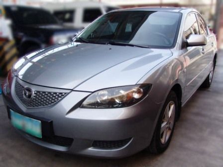 Used Mazda 3 in Philippines