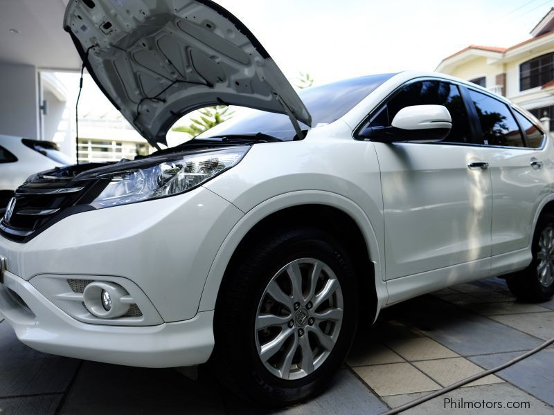 Pre-owned Honda CR-V for sale in Cebu