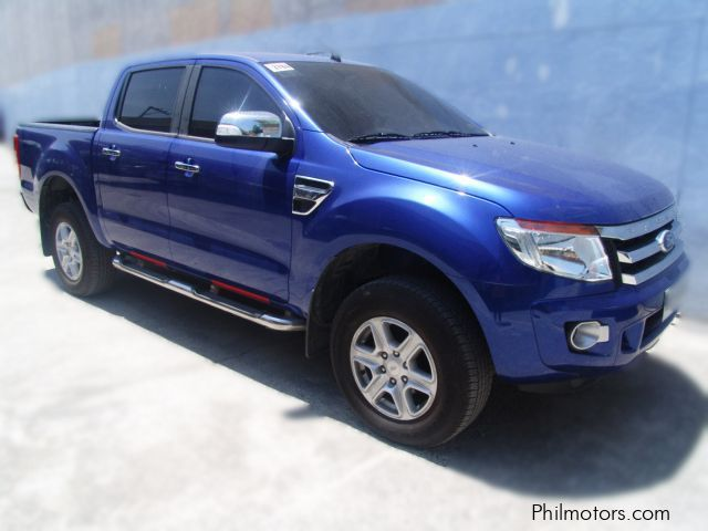Pre-owned Ford Ranger XLT for sale in Cebu