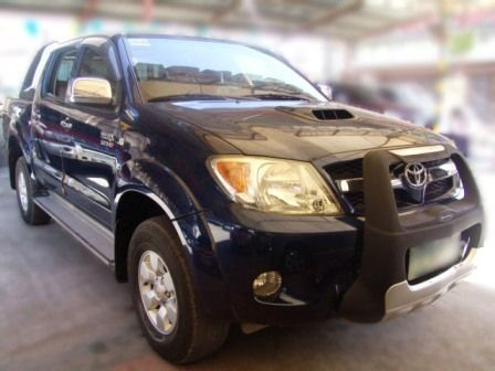 Used Toyota HILUX G 4X4 in Philippines