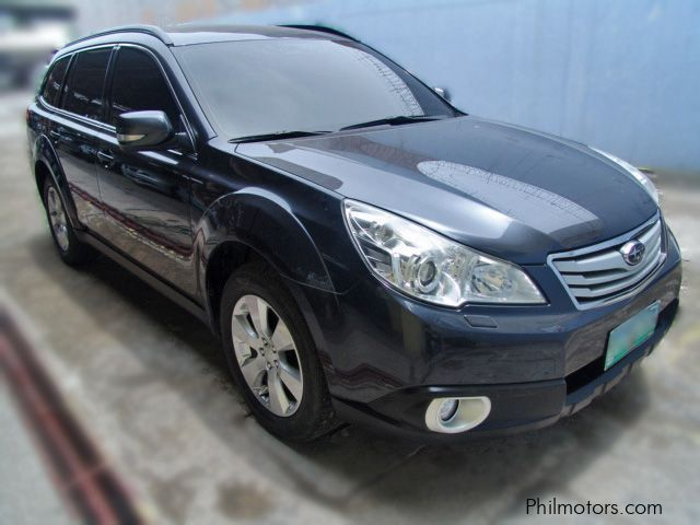 Pre-owned Subaru Outback for sale in Cebu