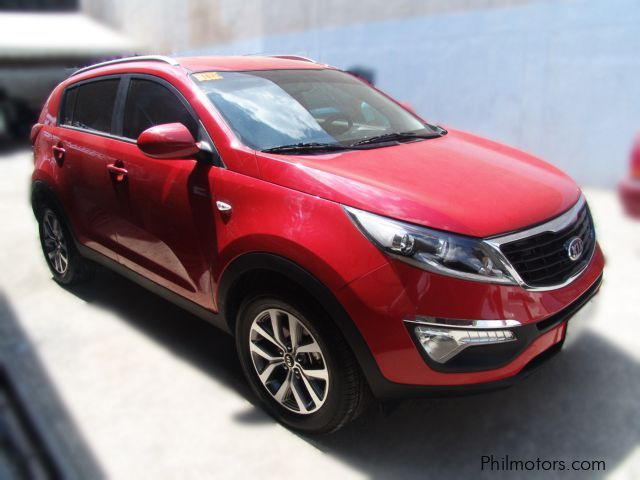 Pre-owned Kia Sportage Lx for sale in Cebu