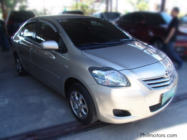 Pre-owned Toyota Vios for sale in Cebu