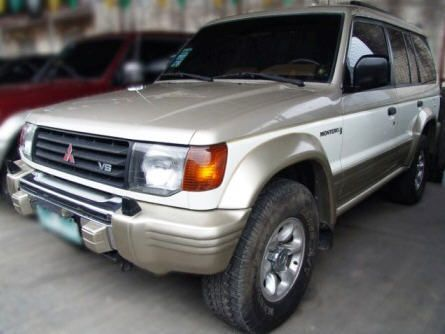 Used Mitsubishi Pajero 4X4 in Philippines