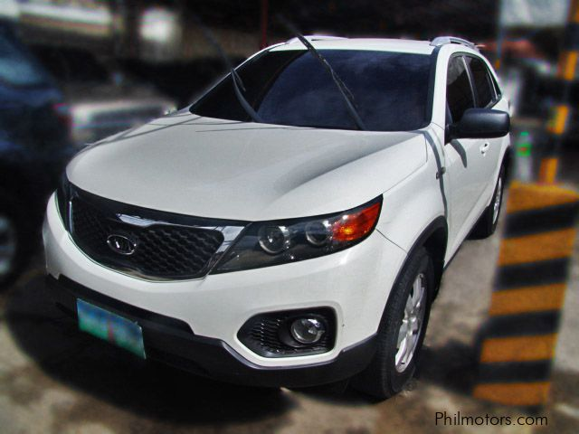 Pre-owned Kia Sorento for sale in Cebu
