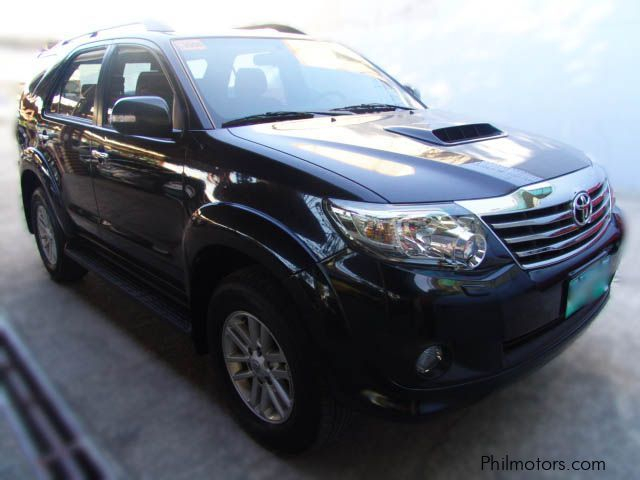 Pre-owned Toyota Fortuner G  for sale in Cebu