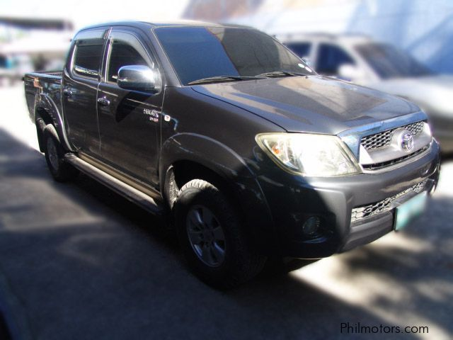 Pre-owned Toyota Hilux G for sale in Cebu