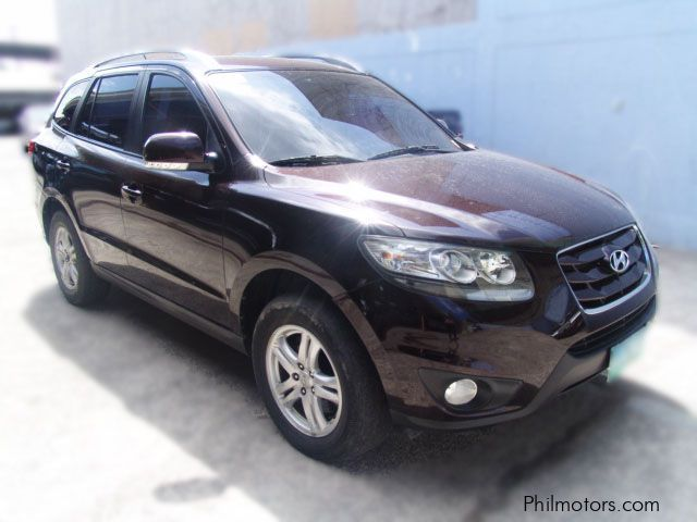 Pre-owned Hyundai Sta fe for sale in Cebu