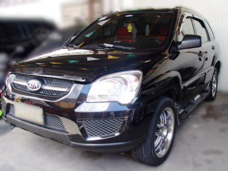 Used Kia Sportage in Philippines