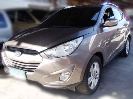 Used Hyundai Tucson 4X2 in Philippines