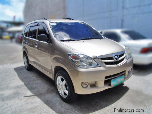 Pre-owned Toyota Avanza for sale in Cebu