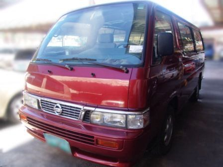 Used Nissan Urvan Escapade in Philippines