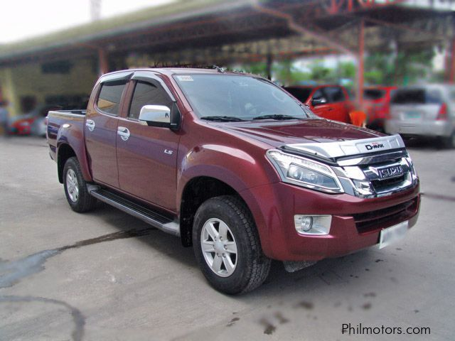 Pre-owned Isuzu Dmax for sale in Cebu