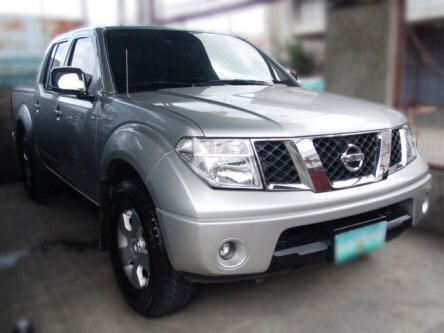 Used Nissan Navara 4X4 in Philippines