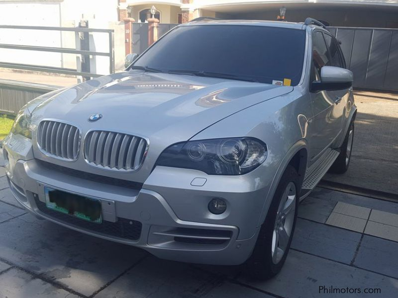 Pre-owned BMW X5 for sale in Cebu