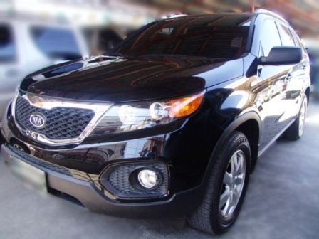 Used Kia Sorento LX in Philippines