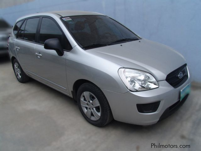 Pre-owned Kia Carens for sale in Cebu