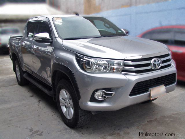 Pre-owned Toyota Hilux for sale in Cebu