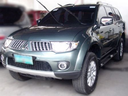 Used Mitsubishi Montero Sport in Philippines