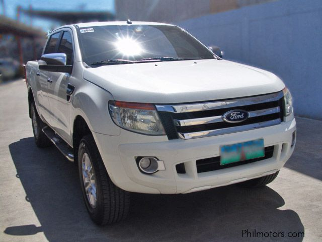 Pre-owned Ford Ranger for sale in Cebu