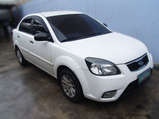 Pre-owned Kia Rio Lx for sale in Cebu