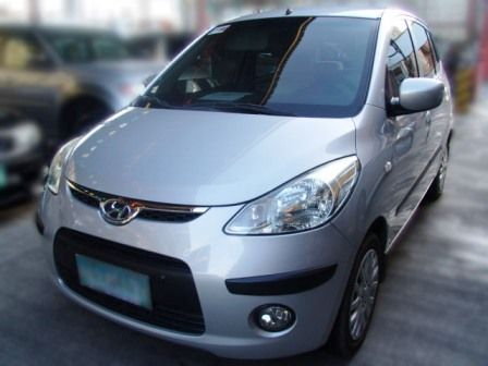 Used Hyundai I10 GLS in Philippines