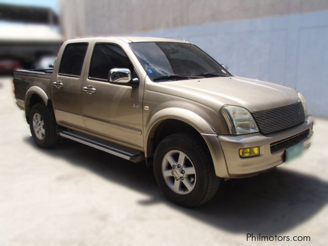 Used Isuzu Dmax LS for sale in Cebu