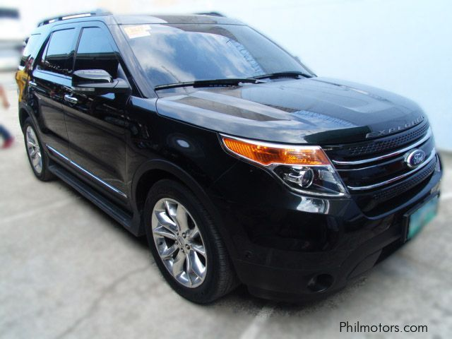 Pre-owned Ford Explorer v6 for sale in Cebu