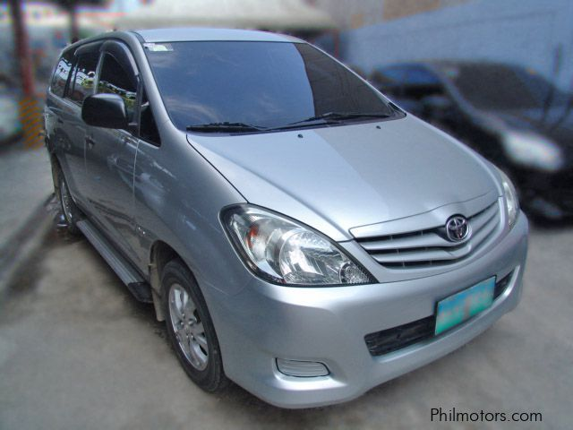 Pre-owned Toyota Innova for sale in Cebu