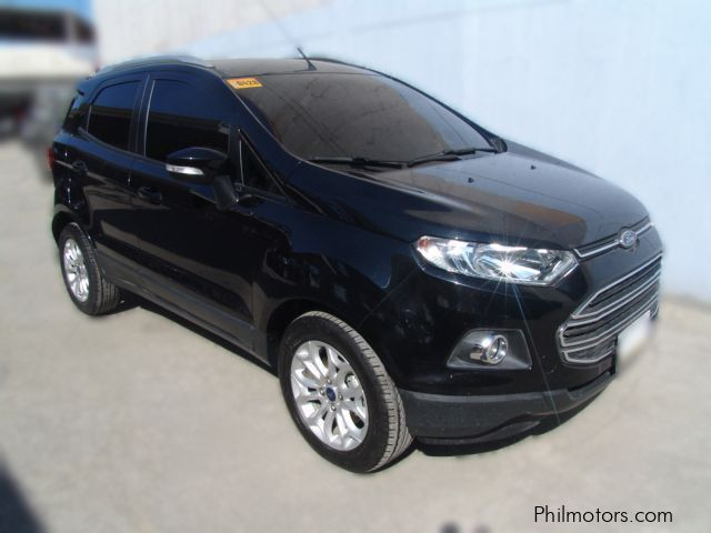 Pre-owned Ford Ecosport Titanium for sale in Cebu