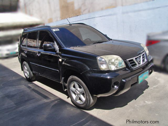 Pre-owned Nissan Xtrail for sale in Cebu