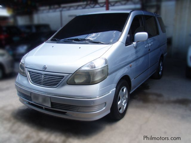 Pre-owned Nissan Serena for sale in Cebu