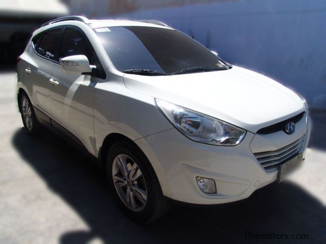 Pre-owned Hyundai Tucson for sale in Cebu
