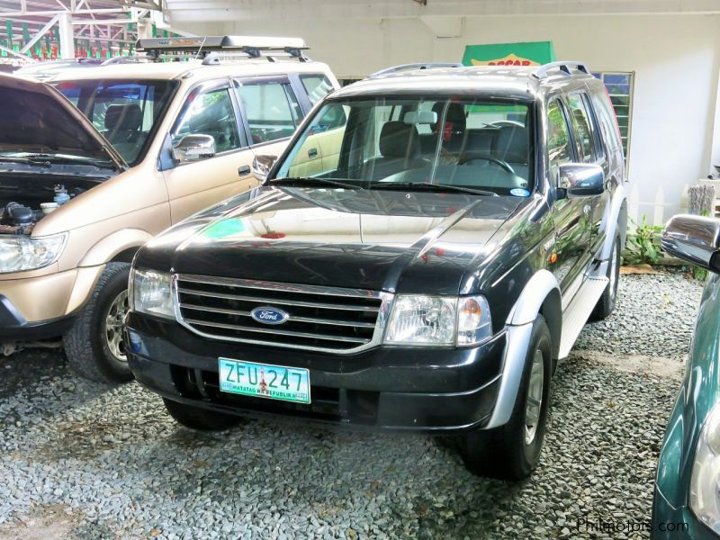 Used Ford Everest for sale in Pasay City