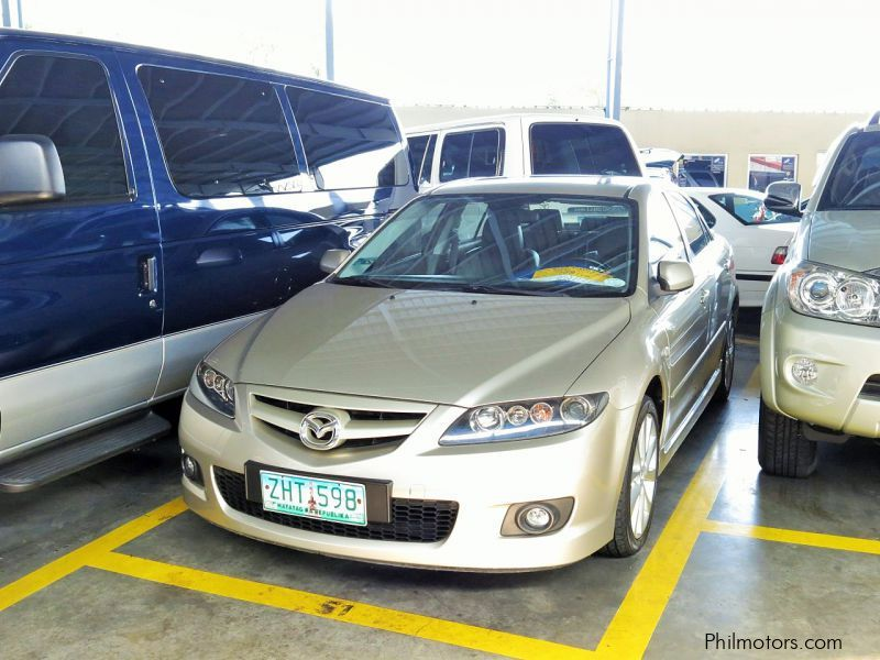 Used Mazda 6 for sale in Pasig City