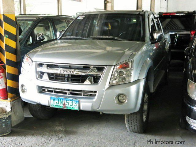 Used Isuzu D-Max for sale in Makati City