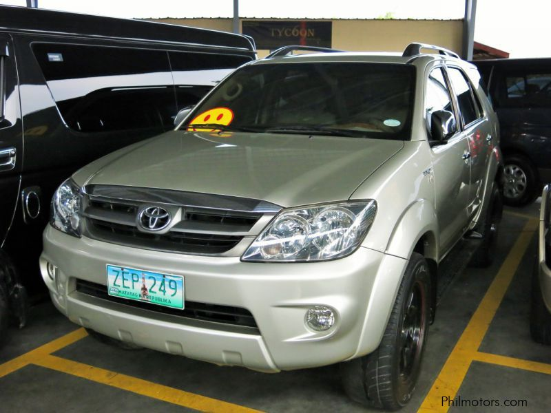 Used Toyota Fortuner for sale in Pasig City