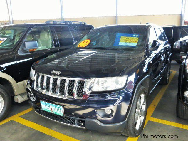Used Jeep Grand Cherokee for sale in Pasig City