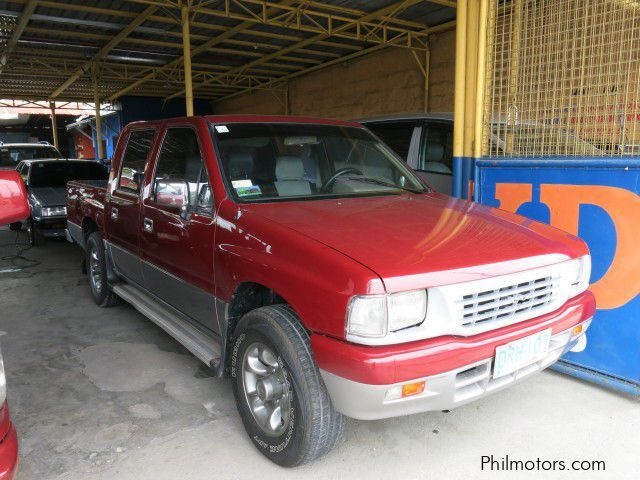 Used Isuzu Fuego LS for sale in Laguna