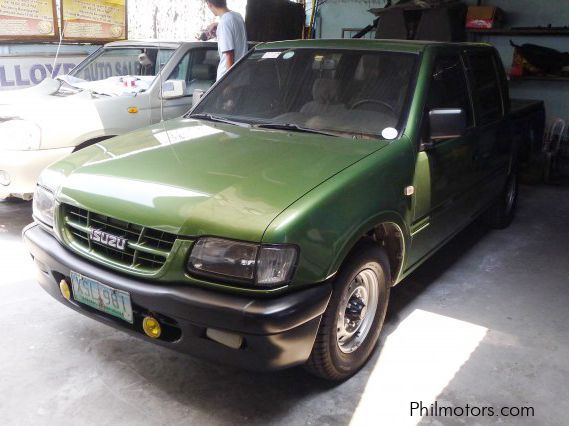 Used Isuzu Fuego for sale in Laguna